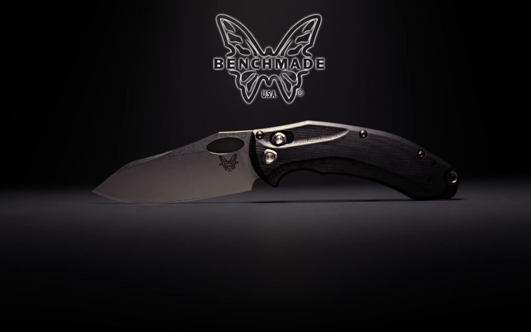 When you want the best, you choose Benchmade!